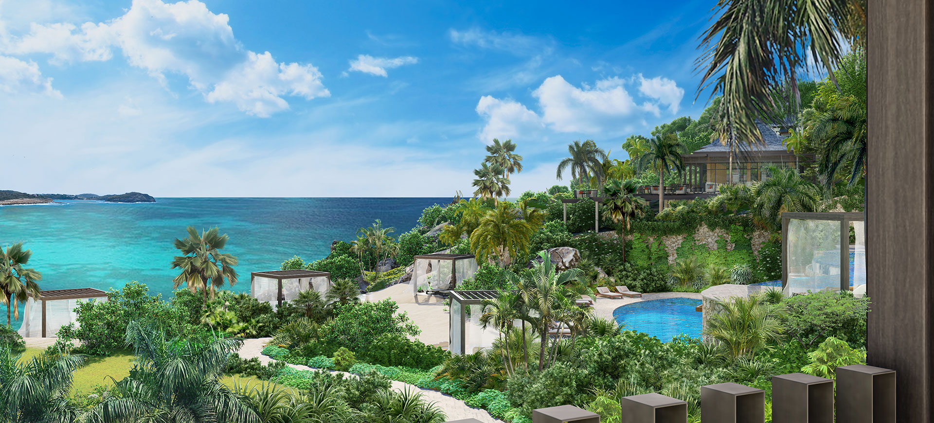 Half Moon Bay Antigua Launches Luxury Villas